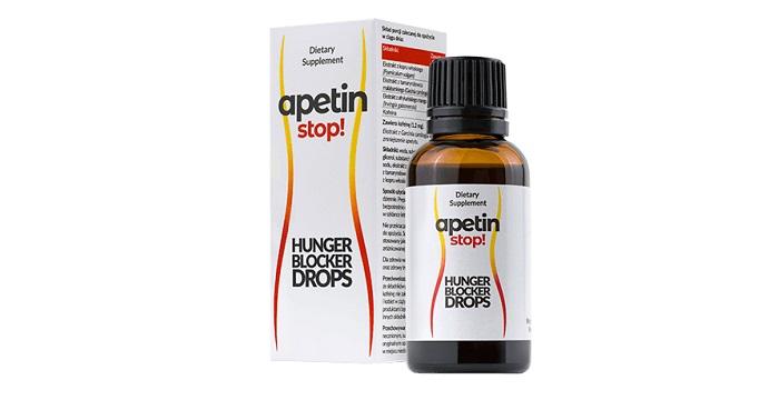 APETIN STOP odchudzanie: spal nawet 80-98% zbędnej tkanki tłuszczowej w 4 tygodnie!