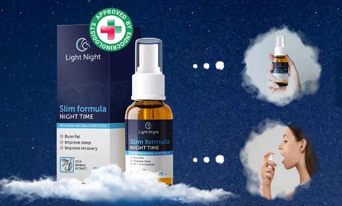 Light Night odchudzanie: zdrowe odchudzanie podczas snu!