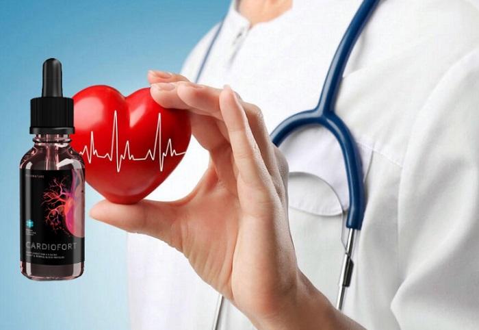 CardioFort na nadciśnienie: normalne ciśnienie krwi od pierwszego spożycia!