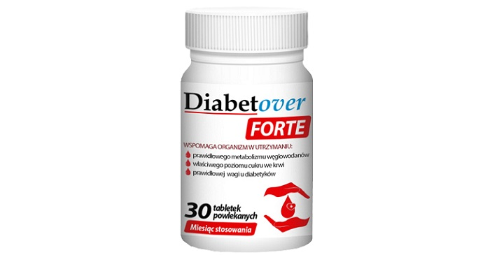 Diabetover Forte na cukrzycę: eliminuje objawy i ułatwia życie dla chorych na cukrzycę!