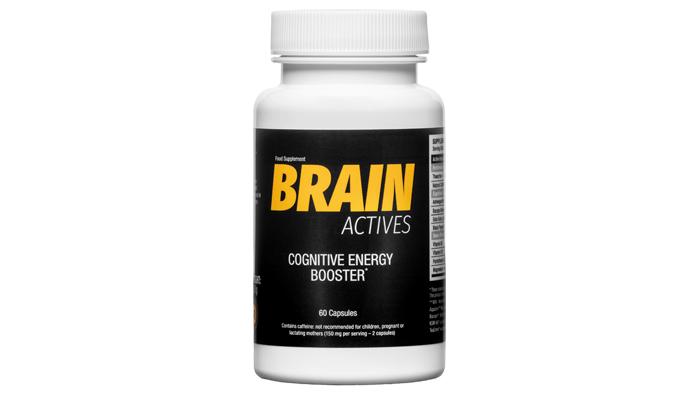 Brain Actives aby poprawić funkcjonowanie mózgu: twój mózg będzie działał jak nigdy!