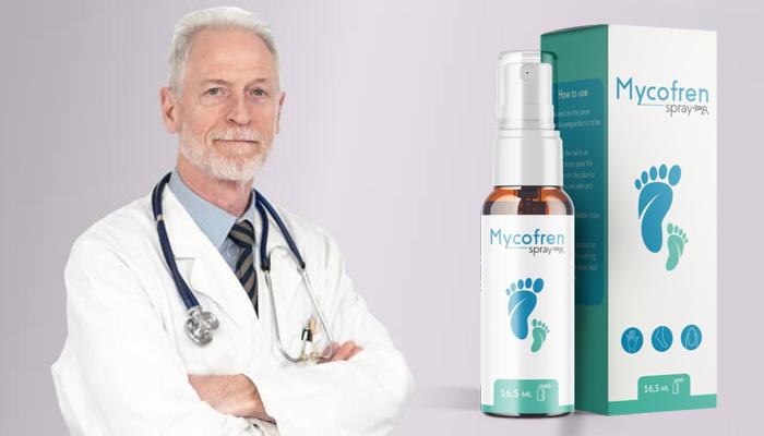Mycofren Spray przeciwko grzybom: ten prosty sposób szybko sprawi, że pozbędziesz się grzybicy, przebarwień i swędzenia skóry