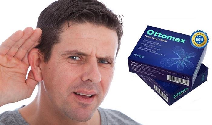 Ottomax do przywracania słuchu: nowa metoda ochrony słuchu!