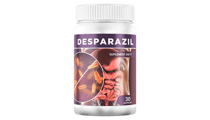 Desparazil przeciwko pasożytom: wypłucze z twojego ciała toksyny i pasożyty w ciągu