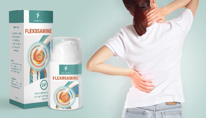 Flexosamine na stawy: przywrócić pełną ruchliwość stawów