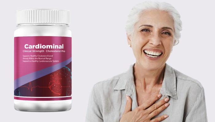 Cardiominal: normuje poziom cholesterolu we krwi i poprawia samopoczucie już od pierwszego użycia!