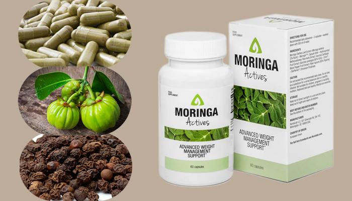 Moringa Actives na odchudzanie: doskonały suplement dla osób odchudzających się!