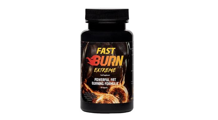 Fast Burn Extreme odchudzanie: wyjątkowy spalacz tłuszczu!