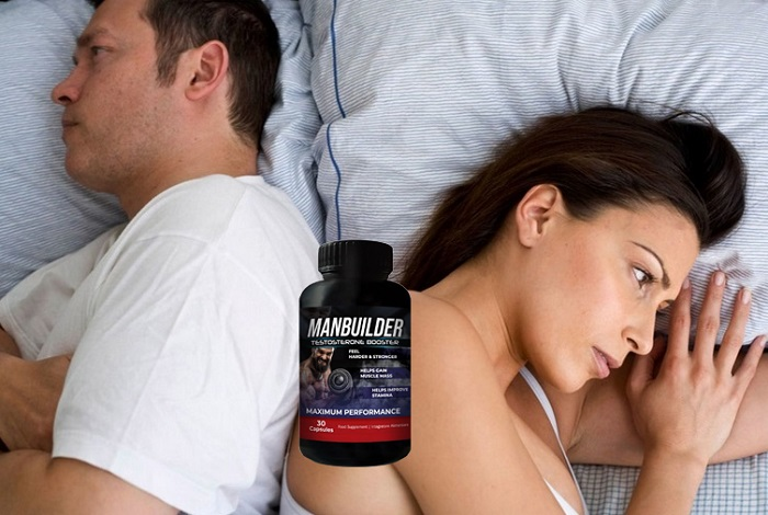 ManBuilder na potencję: obudź w sobie samca alfa!