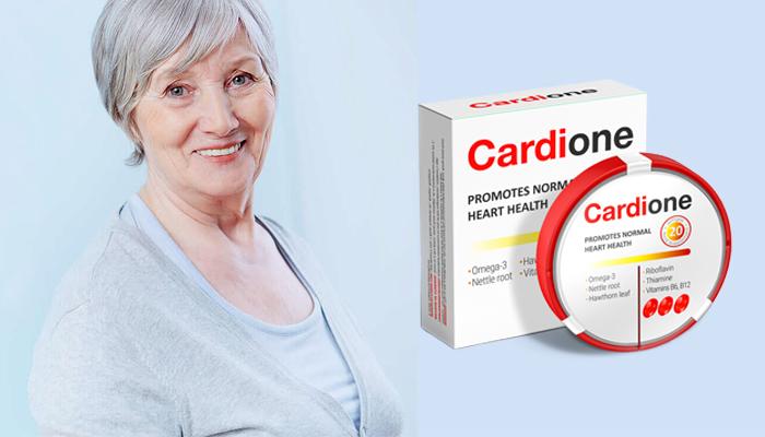 Cardione przeciw nadciśnieniu: pokonuje nadciśnienie i wszystkie jego objawy