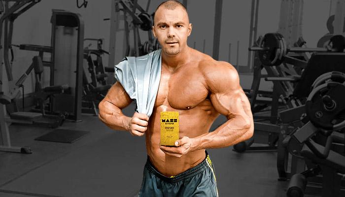 Mass Extreme: to nowoczesny produkt budujący masę mięśniową