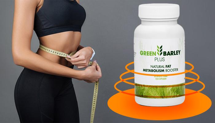 Green Barley Plus na odchudzanie: wspomaga spalanie tkanki tłuszczowej